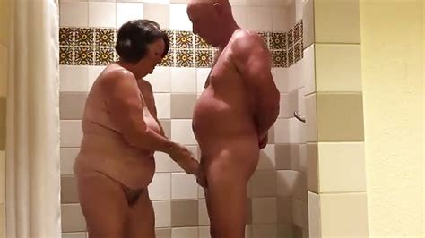 Mature Couple Getting Each Other Off In The Shower Porn300 Com