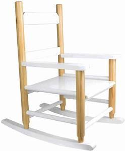 Fauteuil En Bois : fauteuil bascule pour enfant en bois ~ Teatrodelosmanantiales.com Idées de Décoration