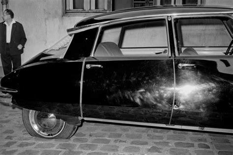 general voiture de gaulle la baraka