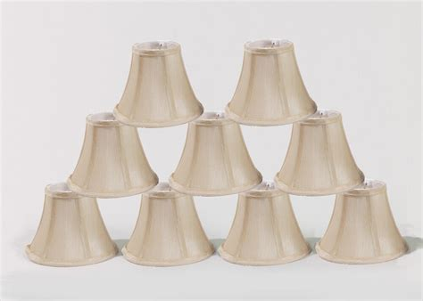 Miniature L Shades For Chandeliers by Urbanest Chandelier Mini L Shades Set Of 9 Soft