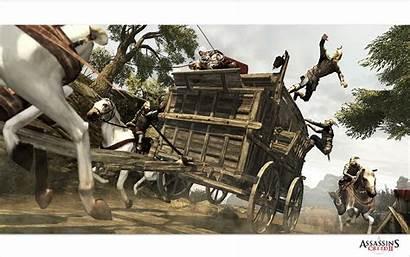 Creed Assassin Wagon Wallpapers Widescreen Theme Ii