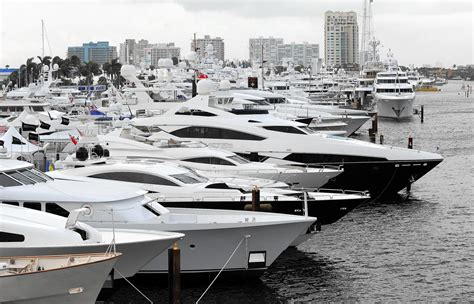 Fort Lauderdale Boat Show Food Vendors by More New Attractions For Lauderdale Boat Show
