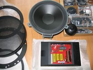 Boston Acoustics 6 5 Pro Series