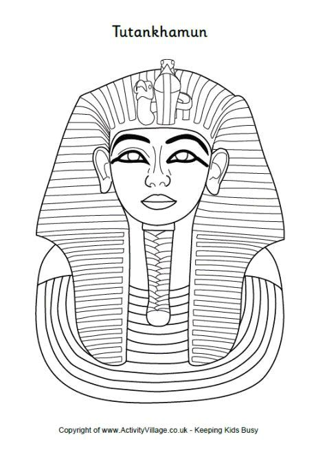 egyptian sarcophagus template williamson gaus