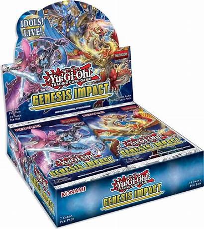 Booster Box Edition Genesis Impact 1st Gi