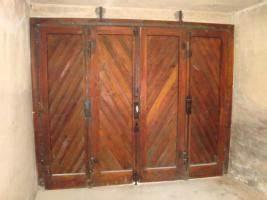 Garagentor Aus Holz : massiv holz garagentor gebraucht in echzell garagentor holz ~ Watch28wear.com Haus und Dekorationen