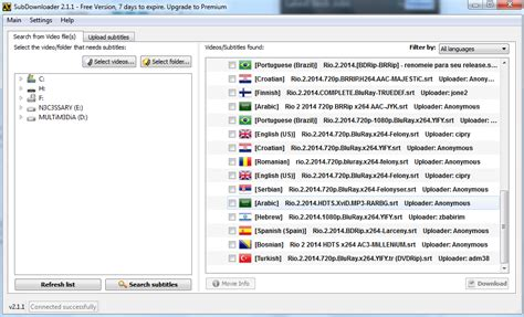 Free download from source, api support, millions of users. Download Subtitles for DVD Movies and TV Shows
