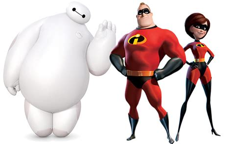 what big hero 6 could have learned from the incredibles