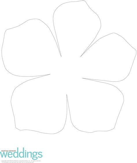 5 petal flower template free printable mel stz a study in white two 3d flower templates new technique ideas