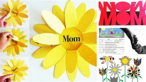 mothers day crafts  kids  teach important skills
