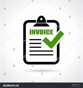 Bank Pay Rechnung : invoice icon stock vector 323627096 shutterstock ~ Themetempest.com Abrechnung