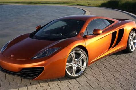 mclaren mp  pricing  sale edmunds