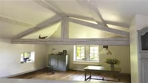 peindre un escalier en bois en blanc 2 escaliers bois With peindre sur du badigeon