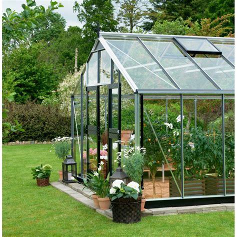 serre de jardin adossee en verre serre de jardin 18 8m 178 en verre horticole gardener juliana
