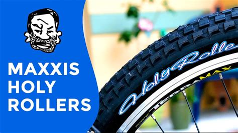 maxxis holy rollers review youtube
