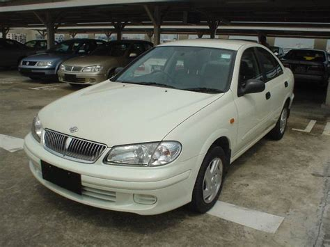 nissan sunny 2002 2002 nissan sunny pictures 1500cc gasoline ff