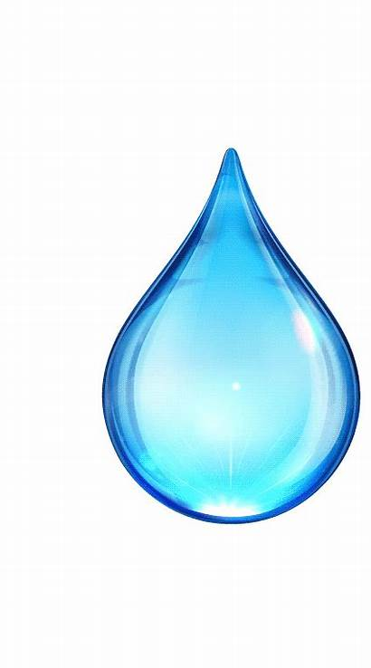 Water Animated Transparent Drop Clipart Moving Volleyball