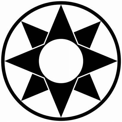 Star Symbol Ishtar Svg Symbols Filled Simplified