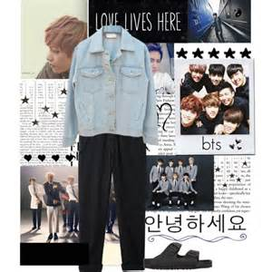 BTS V Inspired Outfit