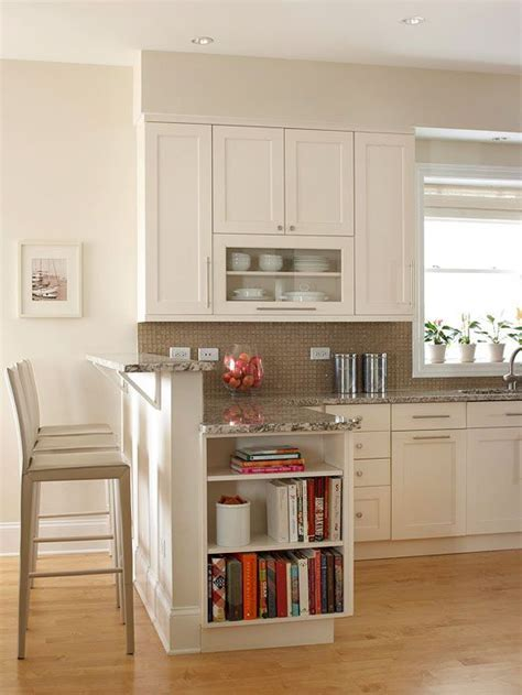 Kitchens that Maximize Small Footprints   Home Decor