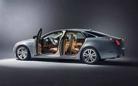 Jaguar Xj 2014 Interior Wallpaper