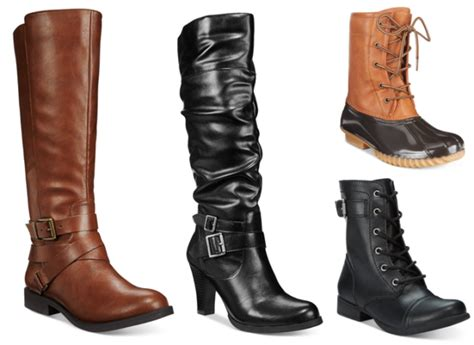 womens boots on sale macys 50 s boots at macy s free