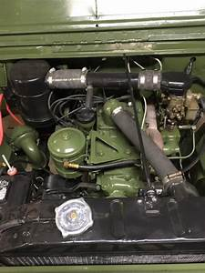 1948 Willys Cj2a Jeep Complete Engine Rebuild For Sale
