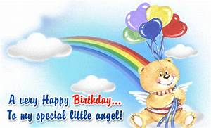 Happy Birthday Wishes For Kids ~ Cute & Inspiring