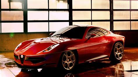 Alfa Romeo, Car, Disco Volante Wallpapers Hd / Desktop And