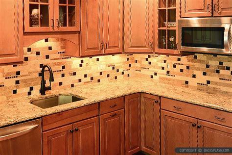 travertine kitchen backsplash ideas travertine backsplash brown glass design backsplash tile 6355