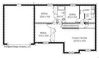 Not So Big House Floor Plans