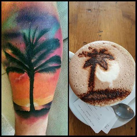 Le Tatouage Palmier Est Bien Plus Qu'une Simple Décoration