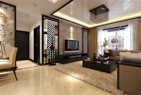 Excellent Modern Wall Decor For Living Room  Modern Wall