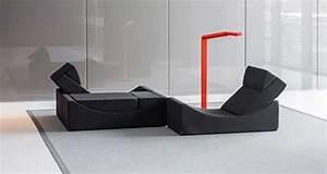 des fauteuils et canapes qui se transforment a volonte With canapé et fauteuil design