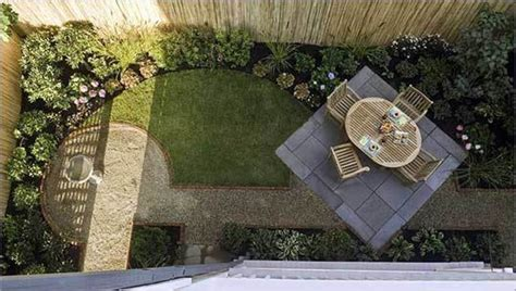 how to stretch out a small backyard toronto design