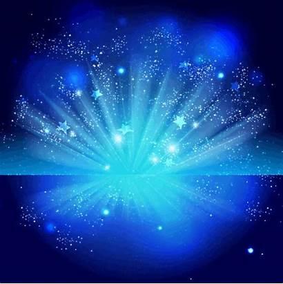 Sparkling Animated Animation Stars Night Gifer Px