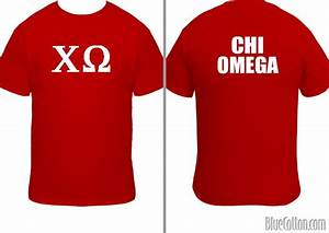 chi omega letters american apparel tee chi omega greek With chi omega letter shirts