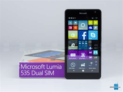 microsoft starts selling the lumia 535 in the us