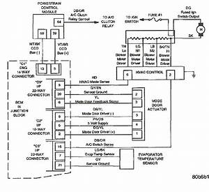 2000 Dodge Durango Electrical Diagram