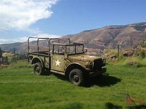 M37 Power Wagon Ebay