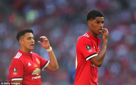 Marcus Rashford's FA Cup final is a sign of United's ...