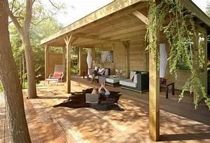 Abri De Terrasse En Bois : fabricant d 39 quipement ext rieur abris terrasse en ~ Dailycaller-alerts.com Idées de Décoration