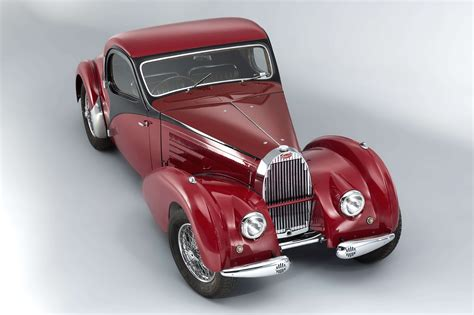 Options on this 1938 bugatti replica for sale include: 1938 Bugatti Type 57C Atalante Coupe For Sale - AAA