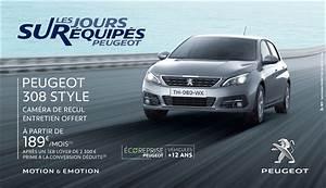 Reprise Peugeot 308 : les jours sur quip s peugeot 308 promotions chez votre concessionnaire peugeot lunel ~ Gottalentnigeria.com Avis de Voitures