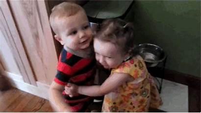Hug Boy Getting Mind Super Play Sweetest