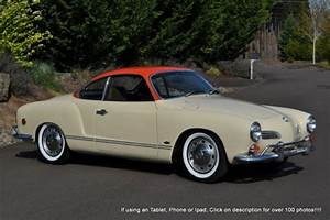 Karmann Ghia 1600 : 1968 volkswagen karmann ghia vw coupe 1600 german sports ~ Jslefanu.com Haus und Dekorationen