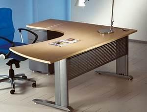 Bureau D Angle Professionnel : mobilier de bureaux professionnel bureau d angle avec rangement lepolyglotte ~ Teatrodelosmanantiales.com Idées de Décoration