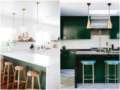 cuisine verte pomme mur vert pomme cuisine de couleur vert anis avec un plan