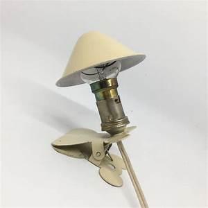 Lampe A Pince : lampe champignon pince luckyfind ~ Teatrodelosmanantiales.com Idées de Décoration