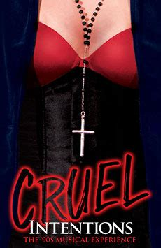 cruel intentions   musical experience